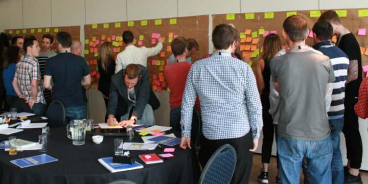 برگزاری کارگروه با کاربران پیشرو - مدیریت نوآوری