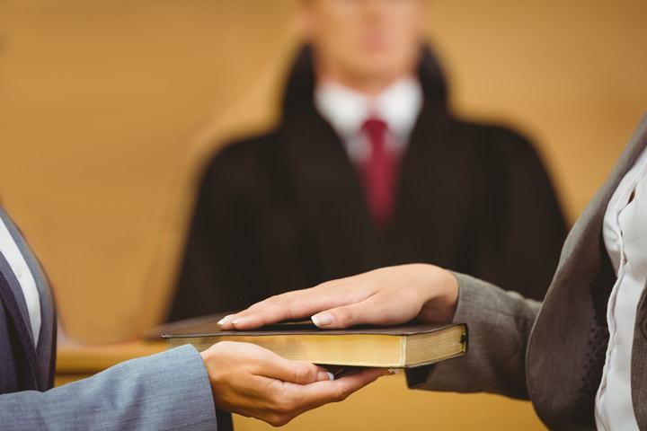 ویژگیهای شهادت در دادگاه (شرایط کیفی شهود)