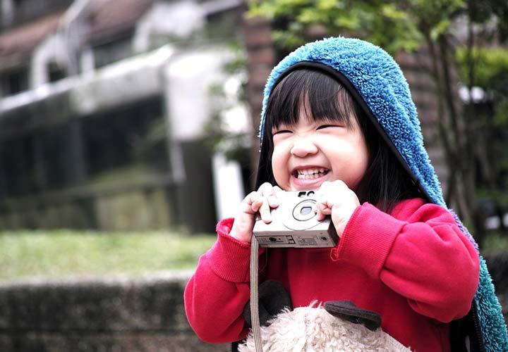 تعامل کودک با دنیای اطراف
