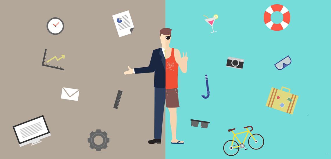 تعادل کار و زندگی با ۱۰ توصیهای که کمک میکند انسان کاملی باشید