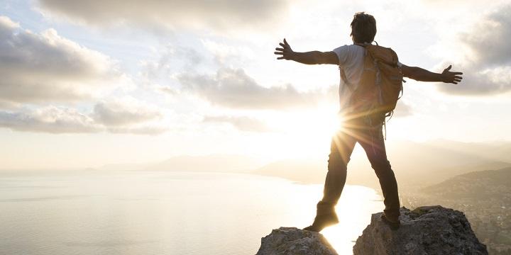 قوانین موفقیت - برای رسیدن به شادی باید تلاش کرد