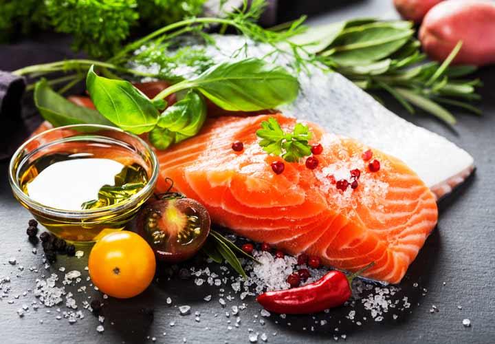 رژیم غذایی مدیترانه ای از روش های لاغری است.