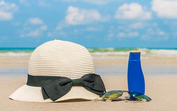 هیچ کرم ضد آفتابی نمی تواند پوست شما را بطور کامل از اثرات مخرب اشعه ی آفتاب حفظ کند - بهترین کرم ضد آفتاب