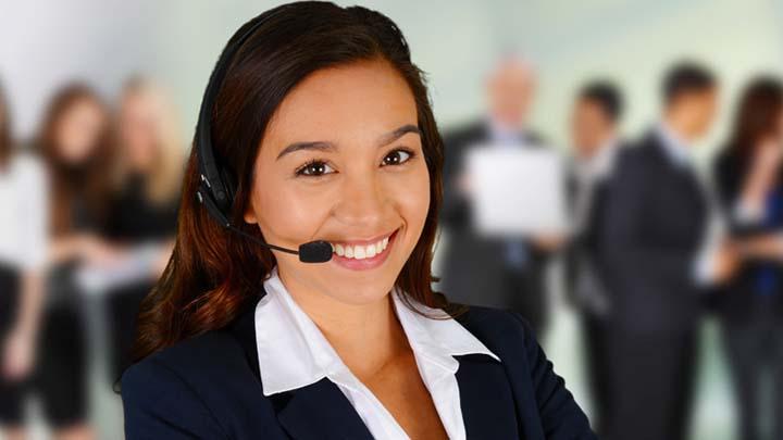 راهنمایی مشتری با ترتیب مشخص - فن بیان با مشتری