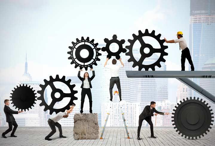 منطق رادار ابزاری برای ارزیابی عملکرد یک سازمان است - تعالی سازمانی چیست
