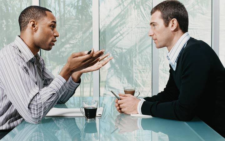 خودتان باشید - مهارت گفتگو