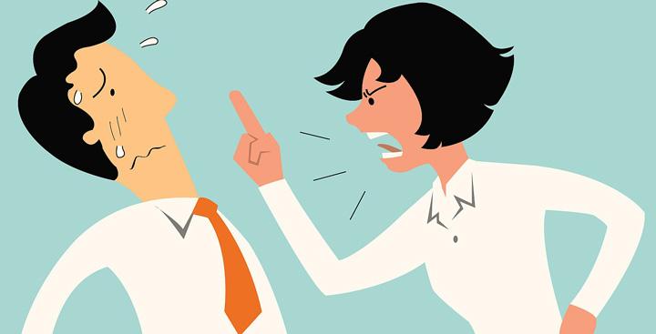 برخی رفتارهای نامطلوب در انتقاد از دیگران