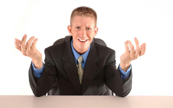 سوال پرسیدن - طرز برخورد با افراد دمدمی مزاج