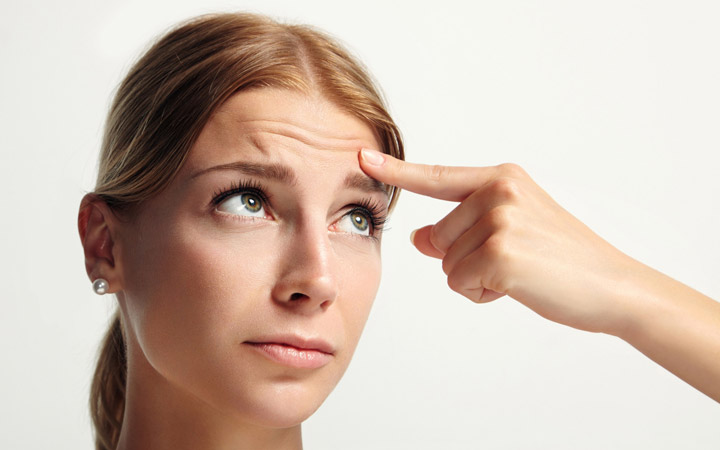 توصیههای مراقبت از پوست-محصولات ضد چروک