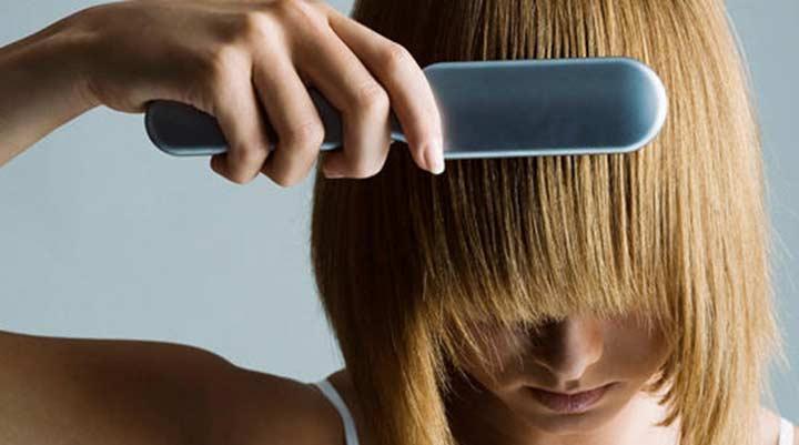 یک مدل موی جدید امتحان کنید - ریزش مو در دوران شیردهی