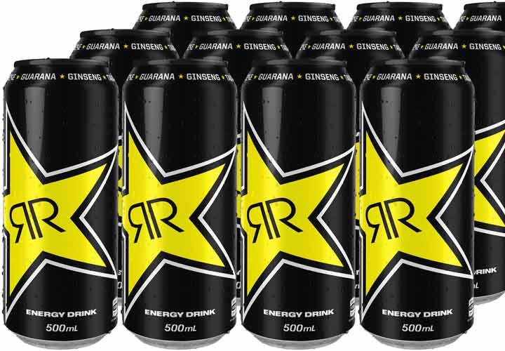تاثیر رنگ زرد در نوشیدنی انرژیزا - تاثیر رنگ در تبلیغات