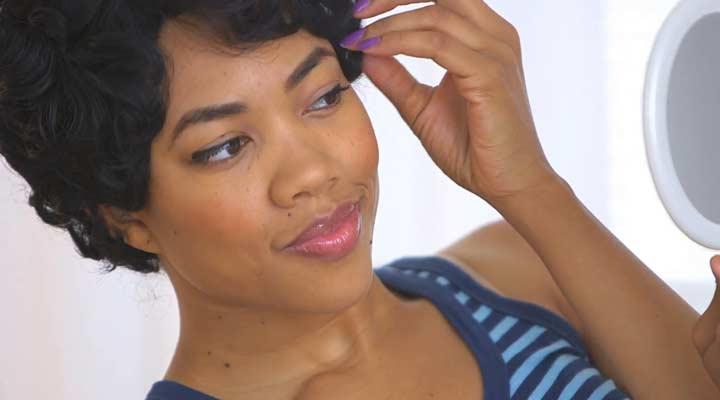 به موهایتان حالت بدهید - ریزش مو در دوران شیردهی