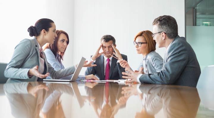 مدیریت تعارض چیست - تعارض کاری