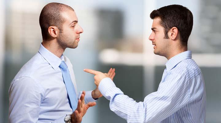 مدیریت تعارض چیست - تعارض بینفردی