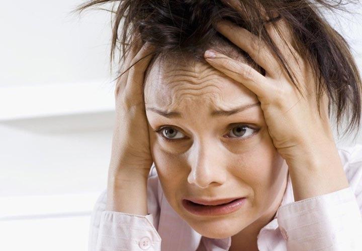 انواع اضطراب