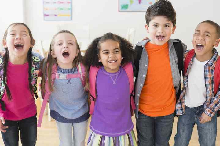 پذیرش تفاوتها - روز اول مدرسه