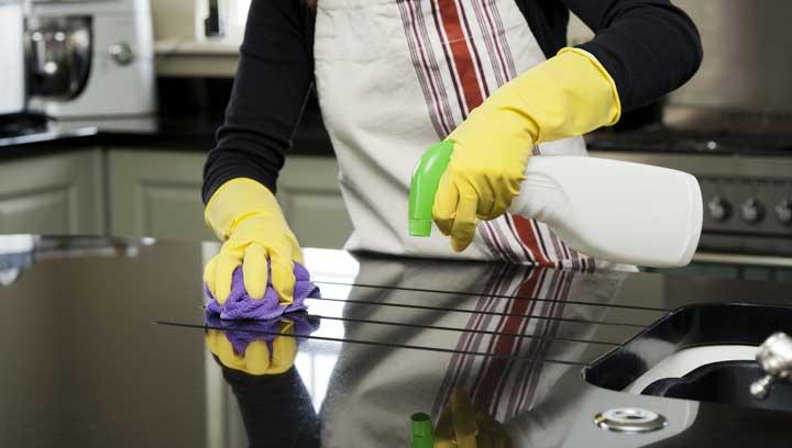 برنامه ریزی کارهای روزانه منزل - نظافت روزانه