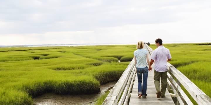 استرس مثبت - پیاده روی در طبیعت برای مدیریت کردن بار آلوستاتیک