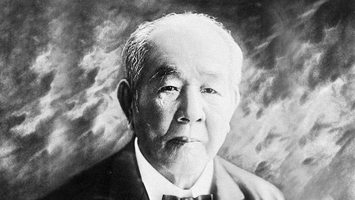 شیبوساوا - تاکید بر منافع ملی - راز موفقیت ژاپنی ها