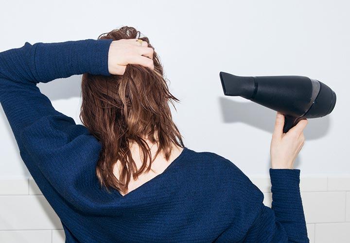 سشوار - درمان شپش سر