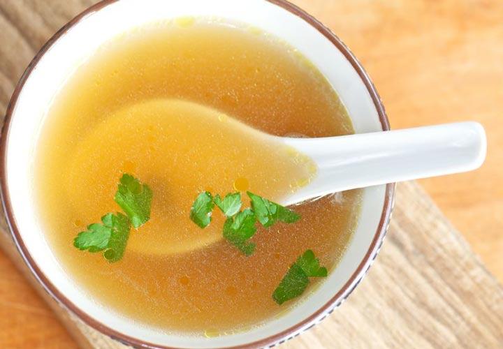 آب مرغ - مسمومیت غذایی