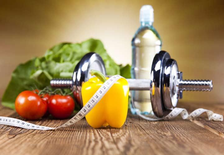 لاغری اصولی - نقش تغذیه در لاغری از ورزش مهمتر است.