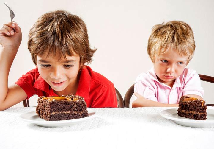 رفتار منصفانه با فرزندان