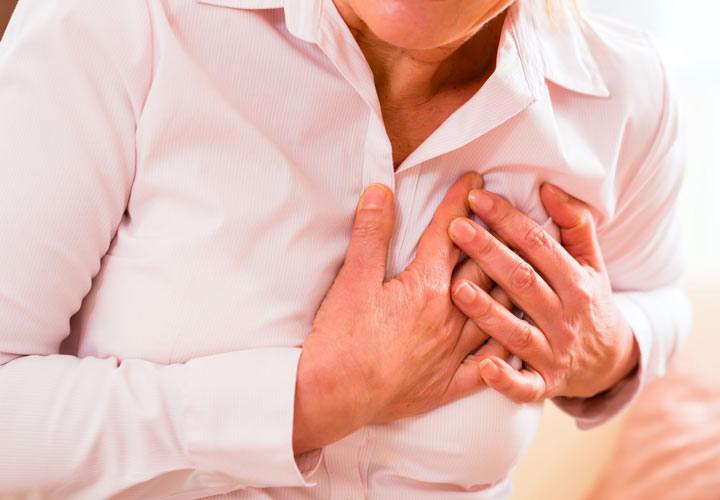 تأثیر کمبود پتاسیم روی تپش قلب