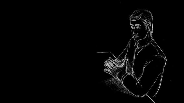 دستان هرمی یکی از حالتهای زبان بدن حرفه ای در سخنرانی است