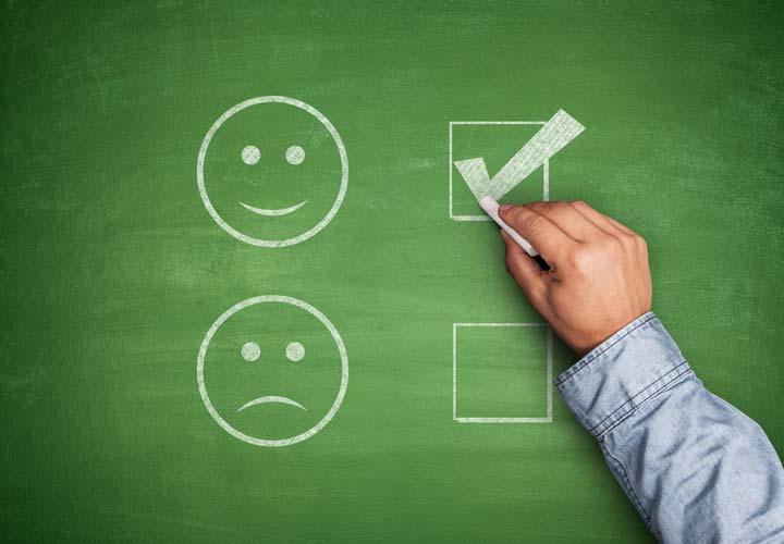 بهترین نوع مدیریت : مثبتاندیشی