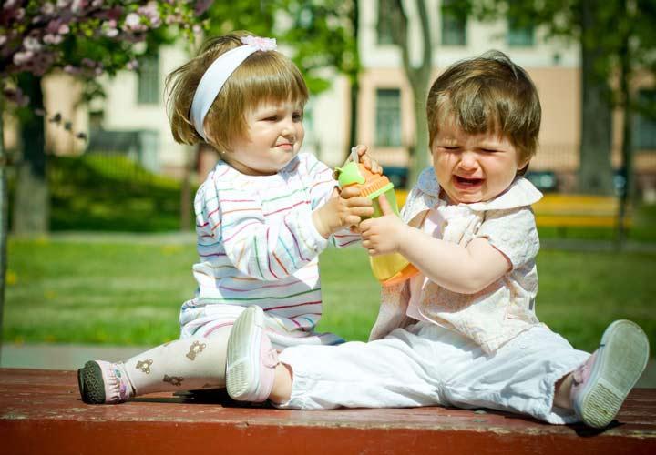 دخالت در درگیری بین فرزندان
