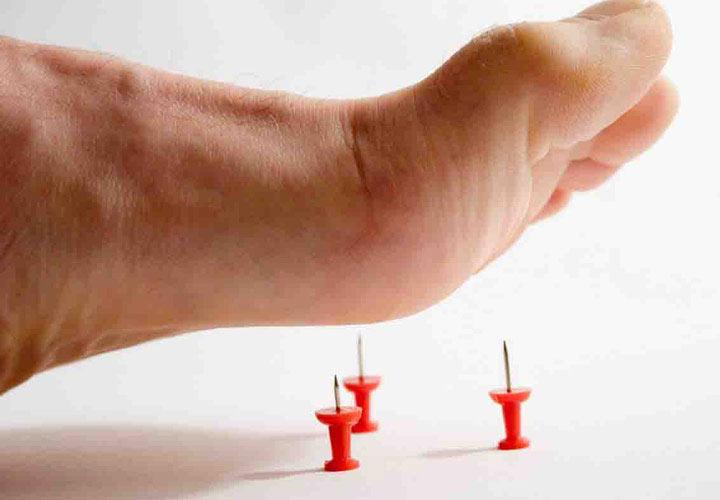تأثیر کمبود پتاسیم روی مورمور شدن بدن