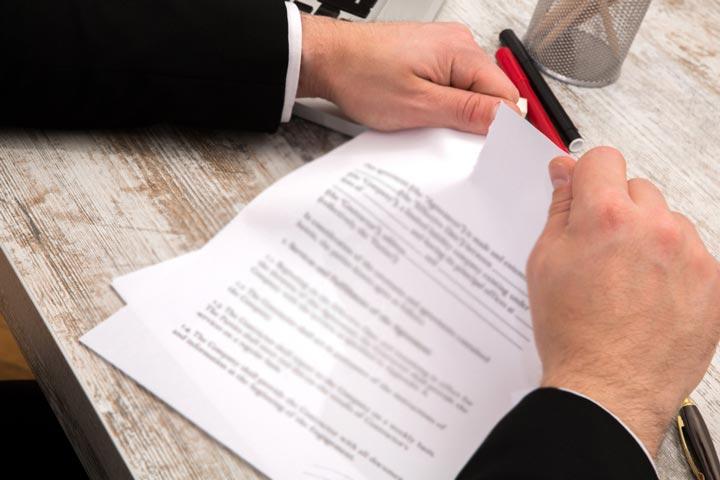 فسخ قرارداد به چه معناست و چه احکامی دارد