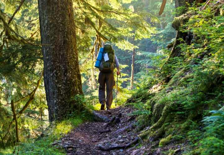 ورزش در طبیعت شدت افسردگی شما را متعادل تر میکند - درمان افسردگی بدون دارو