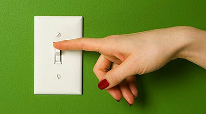 شهروند خوب - صرفهجویی در مصرف برق