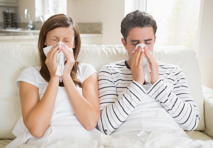 عفونت ویروسی آنفولانزا