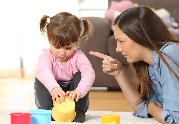 دعوا کردن کودک - چگونه صبور باشیم