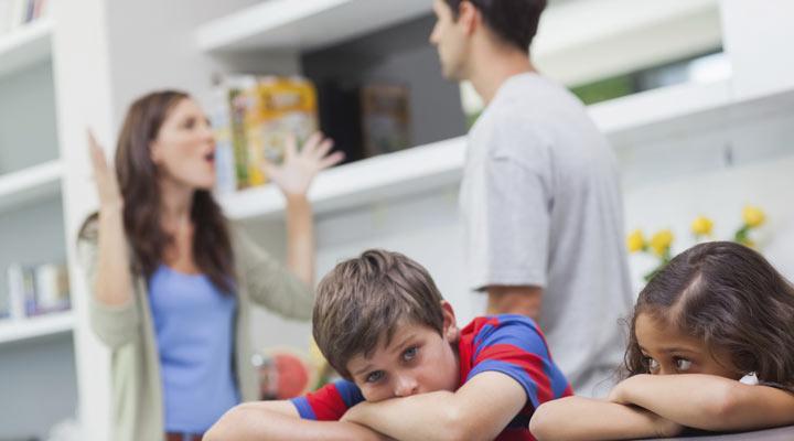 اعتماد به نفس کودکان - الگوی نامناسب
