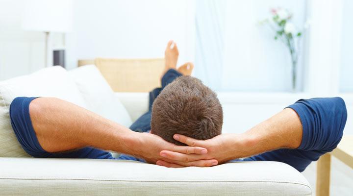 وقت تلف کردن - به خودتان استراحت بدهید