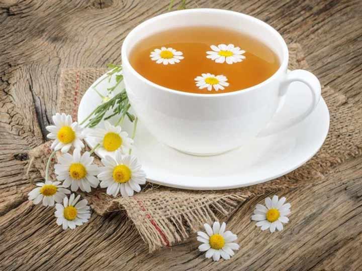 بابونه - ۶ غذایی که اضطراب شما را کاهش می دهد
