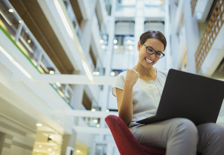 شور و اشتیاق در انجام کار - موفقیت