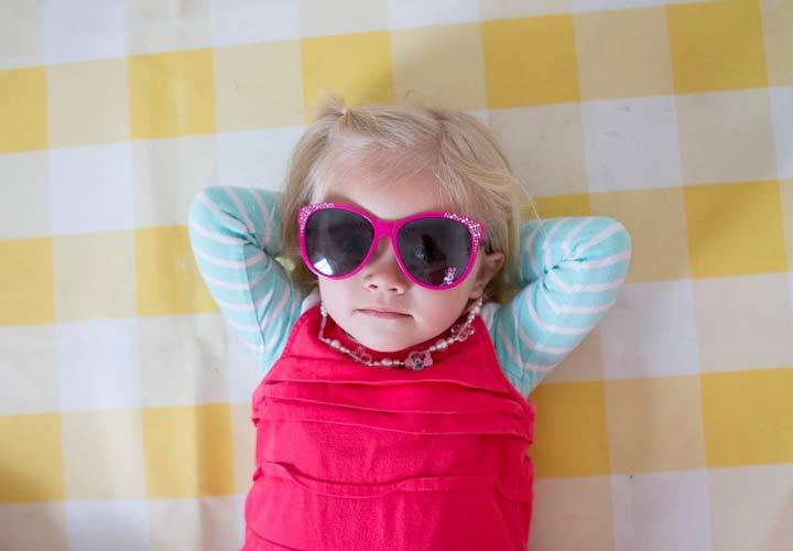 تفکر خلاق در کودکان - پیکنیک خانگی