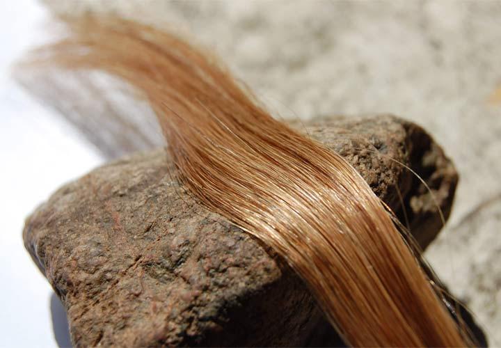 طرز ساخت رنگ طبیعی موی بلوند