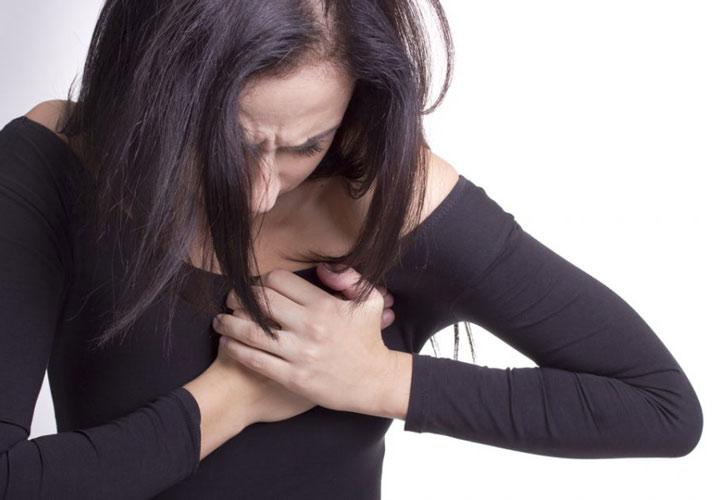 حمله قلبی - عوارض قرص ضدبارداری