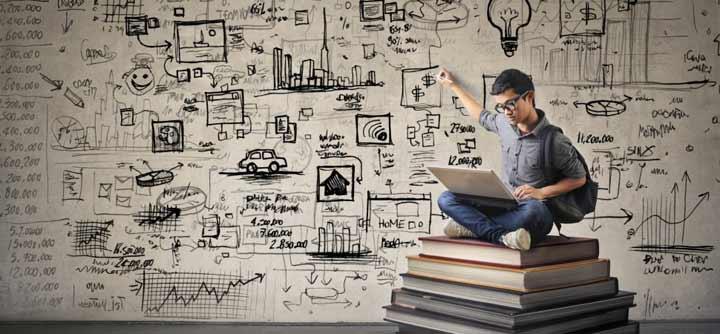 پنج استراتژی که یادگیری شما را افزایش میدهد