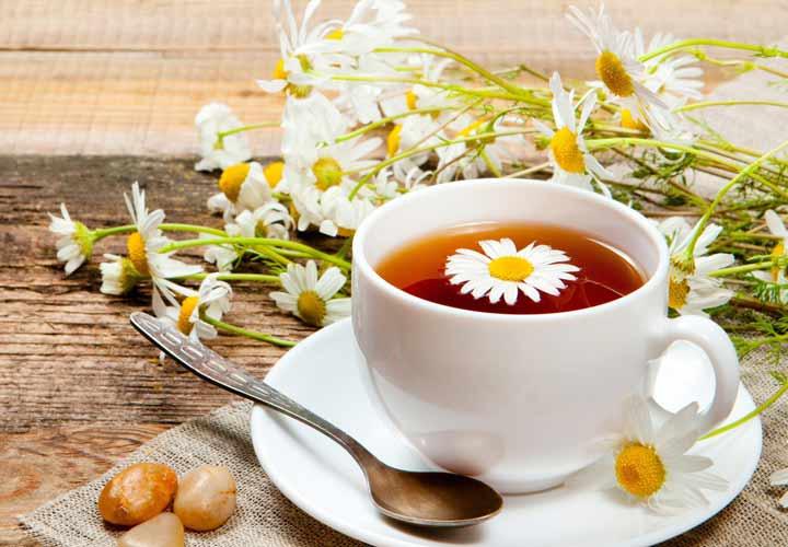 چای بابونه - درمان حالت تهوع