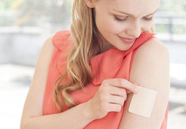چسب ضدبارداری - جلوگیری از بارداری