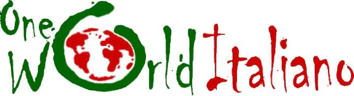 یادگیری زبان ایتالیایی- one word italiano