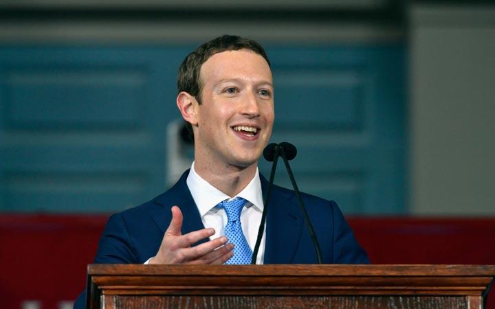مارک زاکربرگ از ثروتمندترین افراد جهان