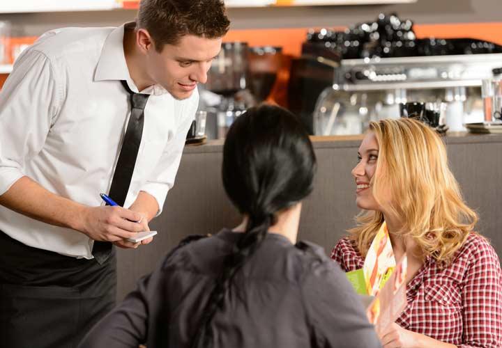 قهوه استارباکس - سؤال از مشتریان